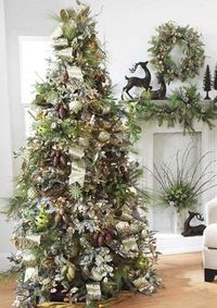2011-Christmas-Decor-Trends-Silver-Green
